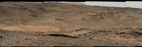 Curiosity Rover (@MarsCuriosity) | Twitter | Mars et astronomie | Scoop.it