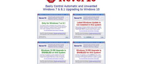 Never 10:llä sanot Windows 10:lle pysyvästi ei – tai asennat sen myöhemmin jos haluatkin – Mikrobitti | Some pages | Scoop.it