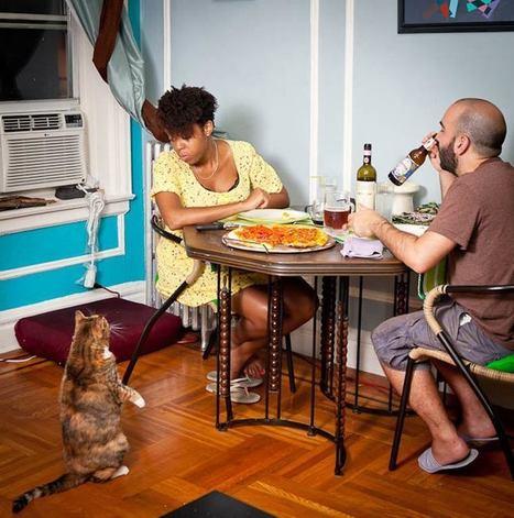 Comment mangez-vous ? – Une photographe documente les habitudes des New-Yorkais | fleenligne | Scoop.it