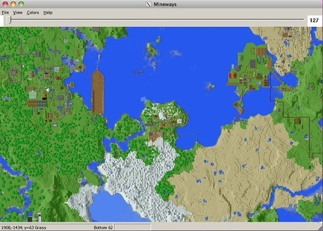 Materialising Minecraft Dreams   3D Printing and Fabbing   Top CAD Experts updates   Scoop.it