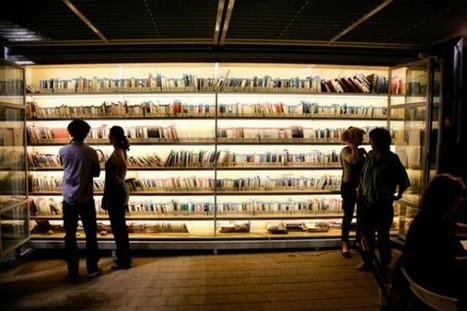 The Greenest Libraries Have No Walls | Future Trends in Libraries | Scoop.it