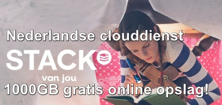 Edu-Curator: Stack, nieuwe Nederlandse clouddienst. Gratis 1000 GB online opslag! | Educatief Internet - Gespot op 't Web | Scoop.it