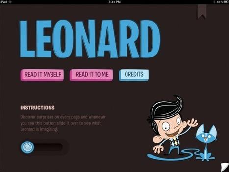 iPad Best of the Best – 50 Essential Children's Book Apps (Part 2: Preschoolers) | The Digital Media Diet | iPads  For Instruction | Scoop.it