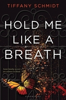 a review of Hold Me Like a Breath | Young Adult Novels | Scoop.it