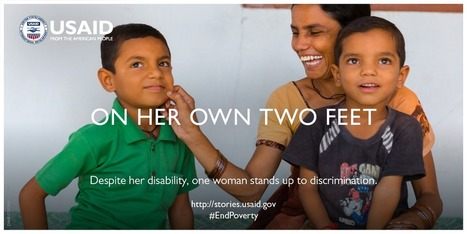 India Disability Gender Empowerment Program - USAID Stories | Nonprofit Storytelling | Scoop.it