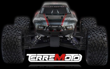 Terremoto at ARCS - Monster Truck Waterproof Beast! | Amazing RC Store - Remote Control Fun & RC Racing | Scoop.it