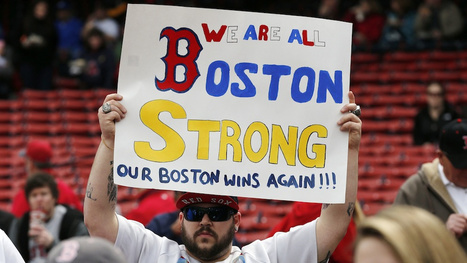 Two Trademark Applications for 'Boston Strong' Were Submitted April 17 | Copyright Madness | Scoop.it