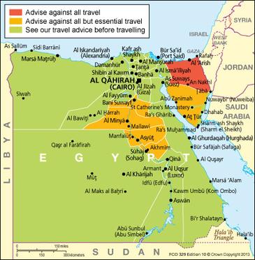 Egypt travel advice - GOV.UK | Egyptology and Archaeology | Scoop.it