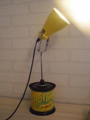 [Coup de ♥] Lampe de bureau vintage par Jibou sur le #CDB | Best of coin des bricoleurs | Scoop.it