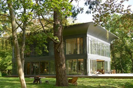 La maison écologique autonome préfabriquée signée Starck | Développement durable et ses applications | Scoop.it