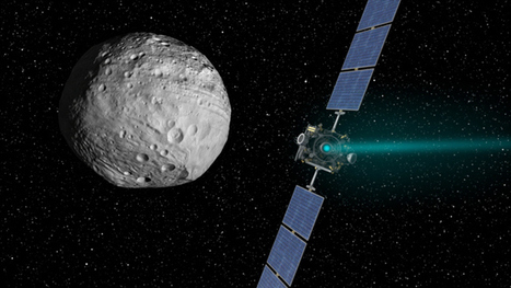 410-meter asteroid 'may collide' with Earth in 2032 | Space Stuff | Scoop.it