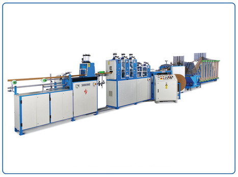 EDGE PROTECTOR MAKING MACHINERY | SODALTECH - Paper Conversion Machinery | Scoop.it