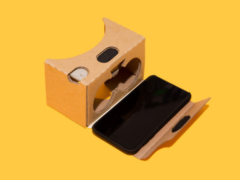 "Google Cardboard Is VR's Gateway Drug | WIRED | L'impresa ""mobile"" 