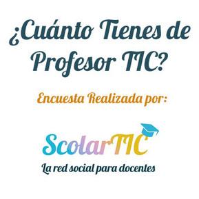 Día de internet ¿Cuánto de profesor TIC tienes? | Blog de ScolarTIC | TIC en el trabajo del aula | Scoop.it