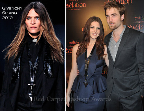 Ashley Greene In Givenchy – 'The Twilight Saga: Breaking Dawn ... | The Twilight Saga | Scoop.it