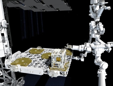 Revolutionary Robotic Refueling Experiment Opens New Research Avenues at Space Station | Skylarkers | Scoop.it
