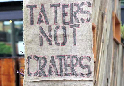 Taters Not Craters: Industrial Development vs. Fertile Farmland | EcoWatch | Scoop.it