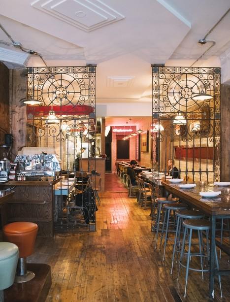 Introducing: Cafetería | Toronto Life | Urban eating | Scoop.it