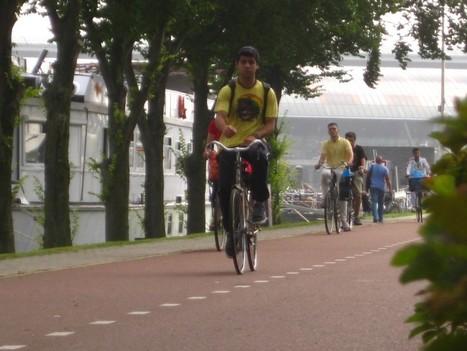 Les touristes à vélo sont plus dépensiers que les vacanciers en voiture | Tourisme, NTIC et Social Medias | Scoop.it