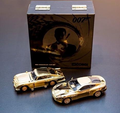 James Bond 007 à Drouot ! Samedi 17 Mai 2014 | Vente aux encheres mobilier  design et pop culture | Scoop.it