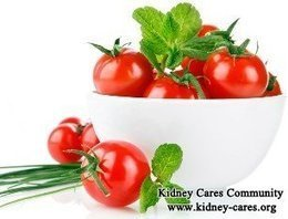 Can People with Kidney Disease Eat Tomato_Kidney Cares Community | kidney disease | Scoop.it