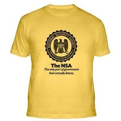 NSA controlla la maglietta | Cose che dovresti leggere | Scoop.it