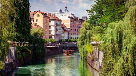 Ljubljana WINS European Green Capital Award for 2016 | URBANmedias | Scoop.it