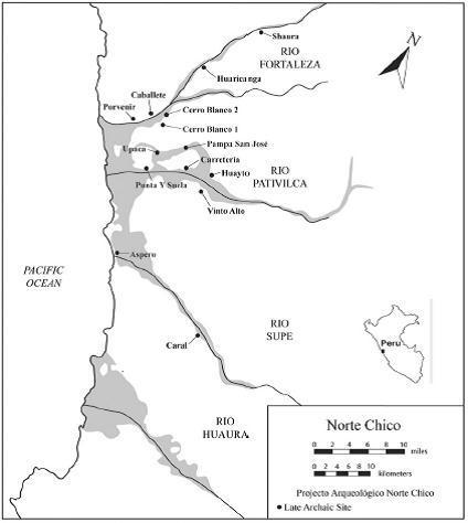 Evidence for maize (Zea mays) in the Late Archaic (3000 to 1800 B.C.) in the Norte Chico region of Peru | Archaeobotany and Domestication | Scoop.it
