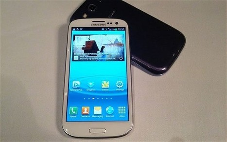 LTE Quad Core Samsung Galaxy S3 III To Lauch In Korean Market | Geeky Android - News, Tutorials, Guides, Reviews On Android | Android Discussions | Scoop.it