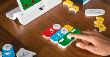 Osmo Turns Blocks Into Code to Teach Kids Programming | Edtech PK-12 | Scoop.it