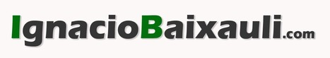 Web de IGNACIO BAIXAULI | Las cosas que me importan | Scoop.it