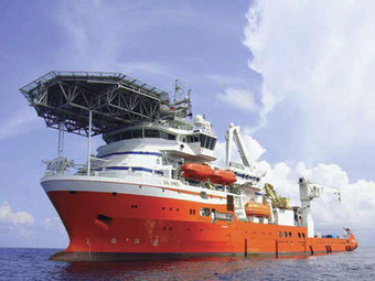 Harkand DSV heads to North Sea for Ninian IRM work | Subsea News ® | Scoop.it