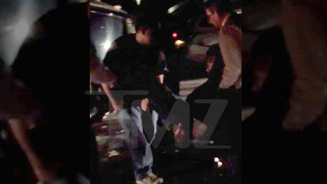 """Tracy Morgan Crash Scene -- VIDEO Shot Moments After Crash ... Panic in the Streets   """"FOLLIEWOOD""""   Scoop.it"""