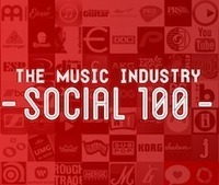Who are the 100 Most Social Music Brands? | Musique sociale | Scoop.it