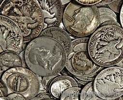 Collecting 90% Silver Profit from Junk Silver Coins | Antique Pottery & Porcelain Marks | Scoop.it