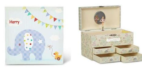 Personalized Gifts: Secret Behind The Wider Cute Smile! | Named Personalised Baby & Kids Gift | Scoop.it