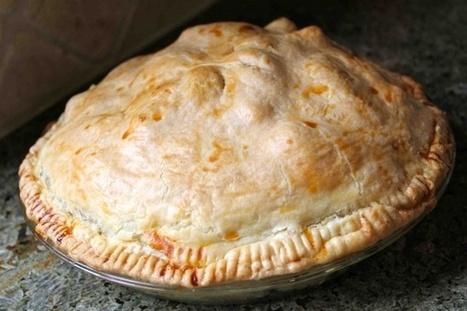 Easy Apple Pie   The Evolution of Calpurnia Tate   Scoop.it