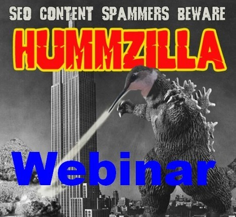 Theme Zoom Blog – Hummzilla Webinar Second Part: By Popular Demand | Content Curation Myths | Scoop.it