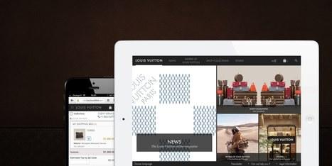 USA : Louis Vuitton dévoile son m-commerce en vidéo | Institut de beaute | Scoop.it