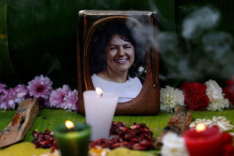 La relación entre EE.UU. y el asesinato de líderes sociales en Honduras | La R-Evolución de ARMAK | Scoop.it