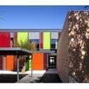 L'agence bordelaise Flint livre une école à Madrid - Moniteur | MEDIATHEQUE - ENSA Normandie | Scoop.it