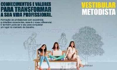 Metodista divulga gabarito da Prova Tradicional do Vestibular - Universidade Metodista de São Paulo   Instituições Metodistas de Educação   Scoop.it