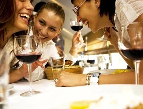 Los vinos favoritos de las mujeres | Red Restauranteros - Marketing & Technologia | Scoop.it