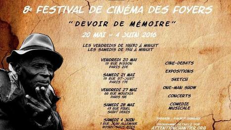 Cinéma des foyers: un festival de cinéma pour «désenclaver les foyers» - RFI | Cinéma et immigration - Musée de l'histoire de l'immigration | Scoop.it