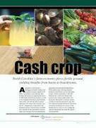 Cash Crop | Business North Carolina | North Carolina Agriculture | Scoop.it