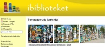 iBibliotekets temabaserade sidor | ikttove | Scoop.it