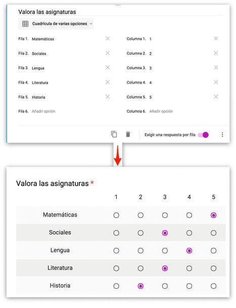 Nueva versión de los formularios de Google | Google Apps para Educación | IncluTICs | Scoop.it