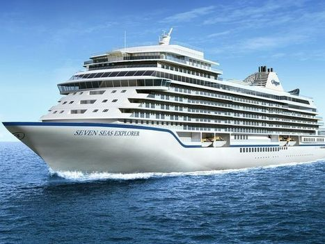 Exclusive: First look at luxury line Regent's new ship - USA TODAY | Kenyon Clarke 's Luxury Likes | Scoop.it