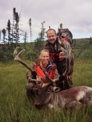 A Young Woman Hunting Among Men « Queens of Camo | Hunting Camping Shooting | Scoop.it