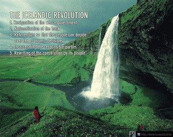 The man who changed Iceland - The message for Greece | Société durable | Scoop.it